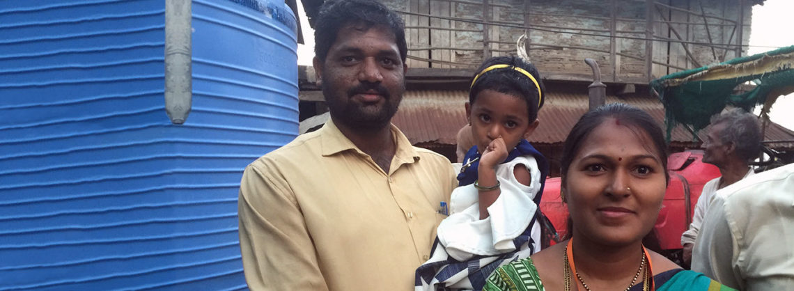 SIndu with his family