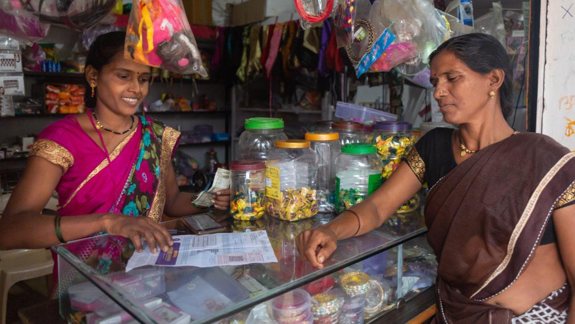Digital Financial Inclusion - Grameen Agnts