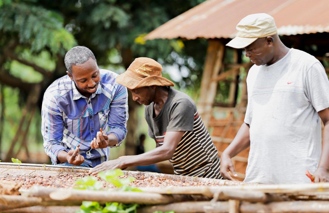 Selease Gidiglo - Agronomic Practices