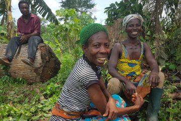 Cocoa farmers ghana
