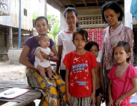 Where we work cambodia