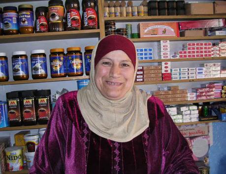Where we work palestine