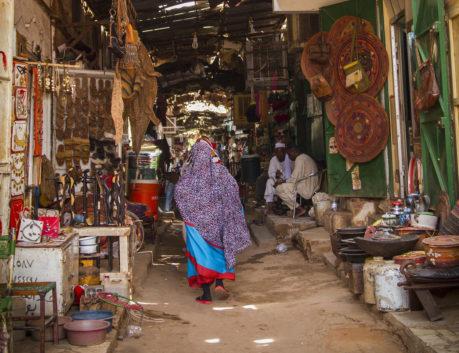 Where we work sudan