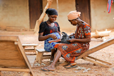 Grameen Foundation Working Bigger