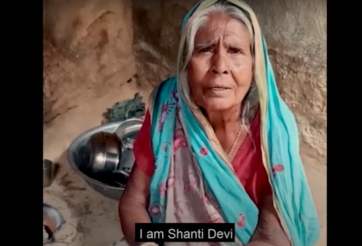 Shanti Devi Covid
