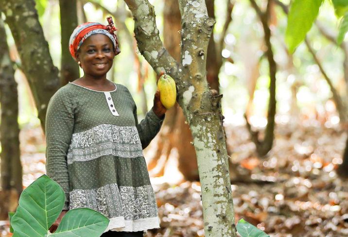 Martha Addai - Cocoa Farmer