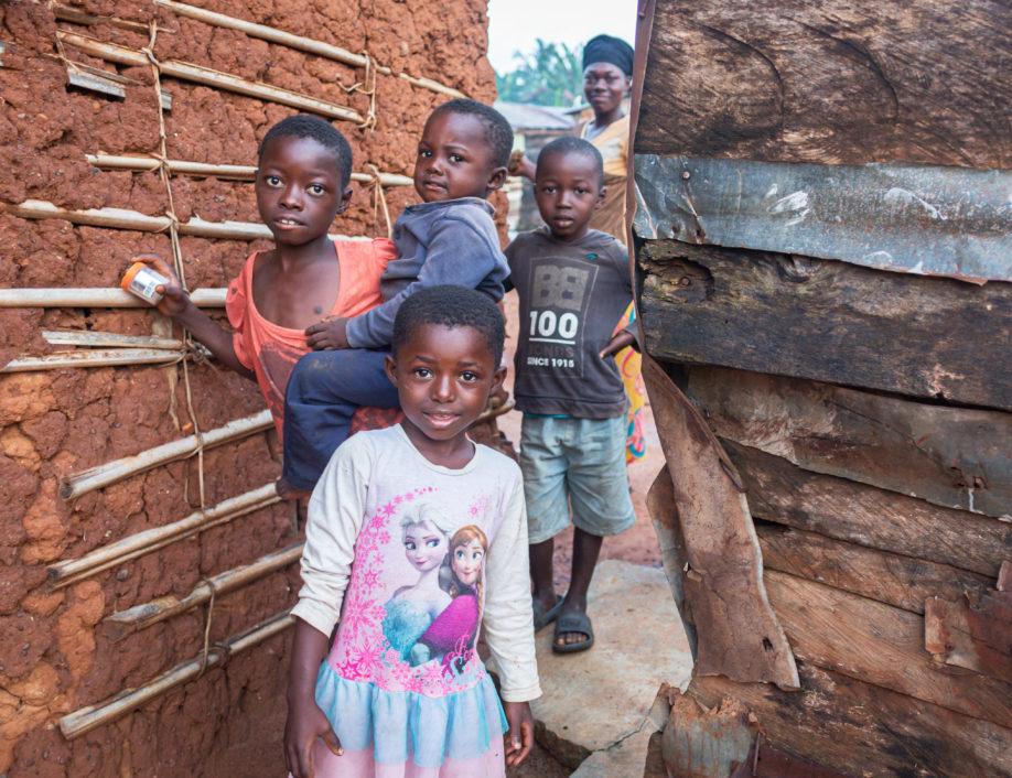 Improving lives for Ghana Children