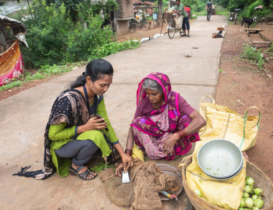 Grammen Community Agent mobile money
